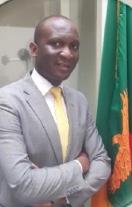 Dr. Ngwira Mabvuto Percy, Zambia