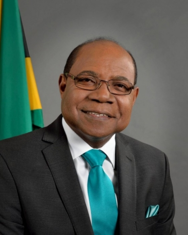 Honourable Edmund Bartlett, Minister of Tourism Jamaica