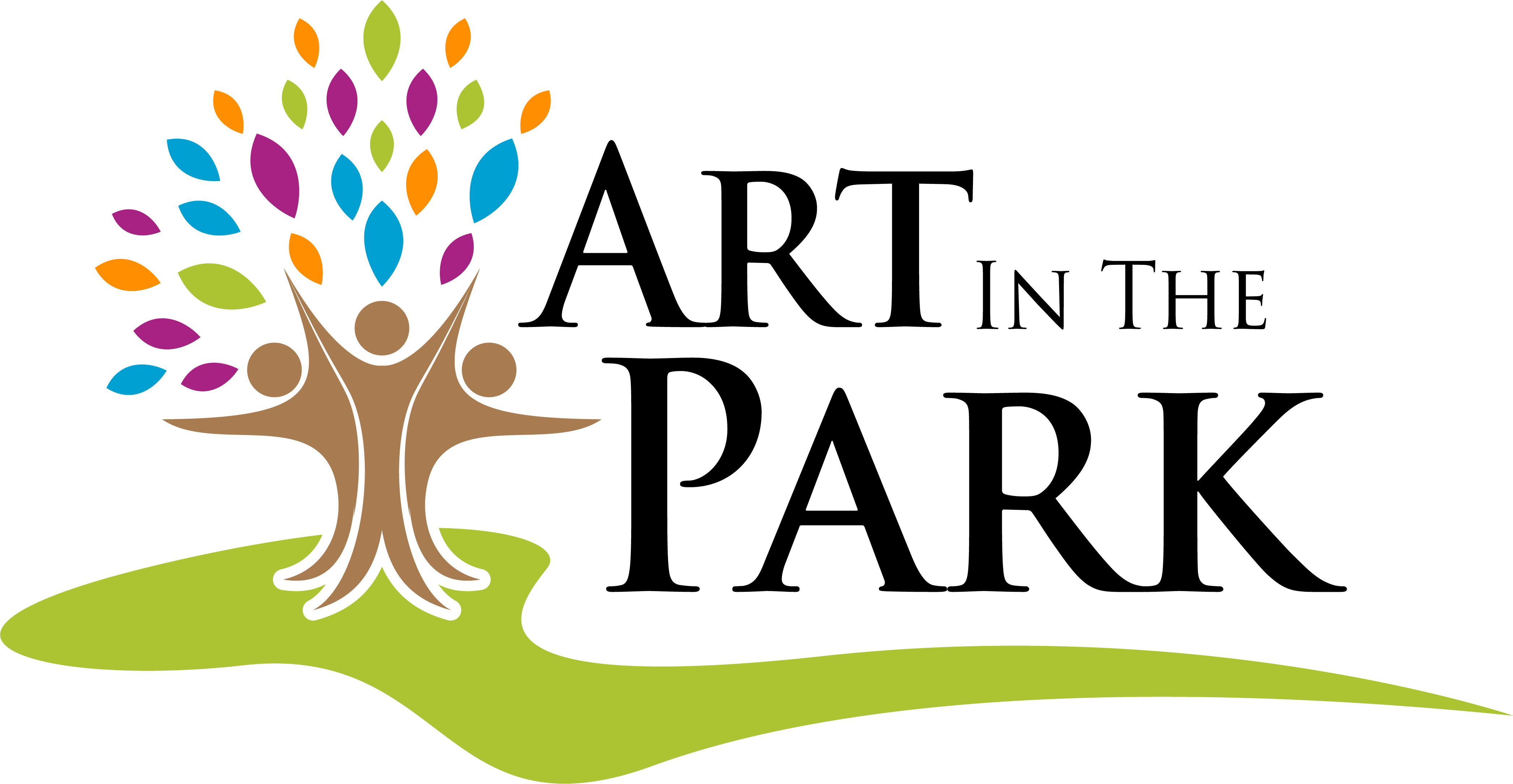 art in the park, New York, USA