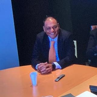 Prem Sham, Consultant, Mauritius