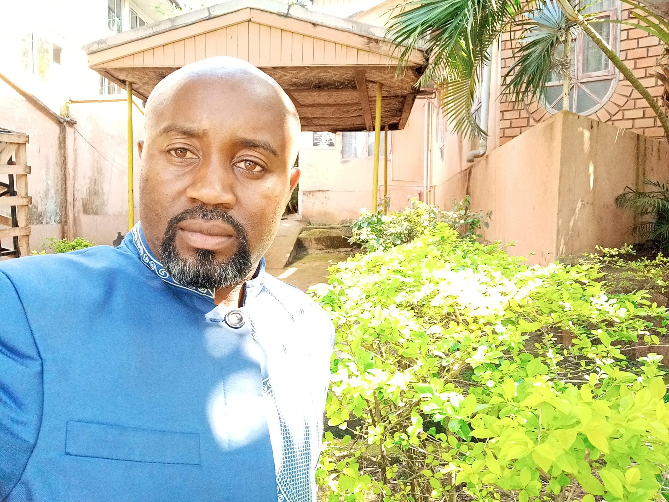Limfenyuy Kongnso Cyrille, The University of Bamenda
