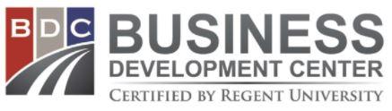 Business Development Center (BDC), Certified by Regent University, Patrice Habinshuti, Kigali, Rwanda