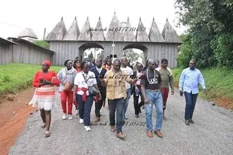 Chefferie Supérieure des civilisations Baleng, Tassa Nofewe Hilaire, Ouest, Cameroon