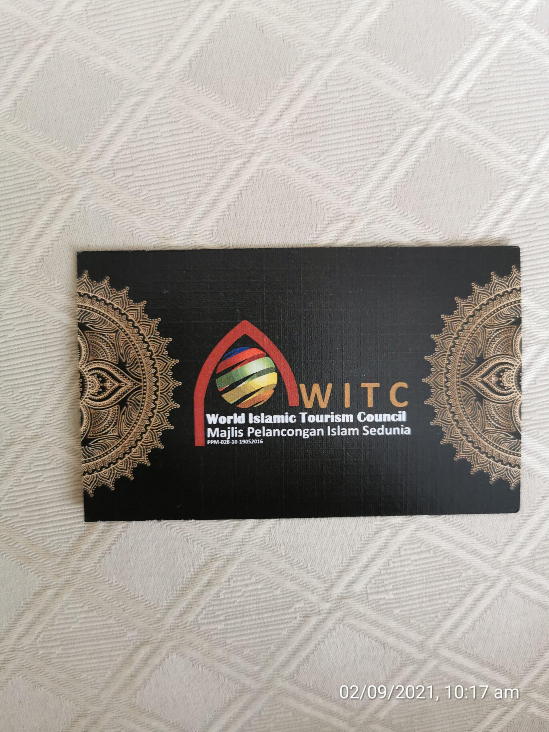 World Islamic Tourism Council, Mohd Khalid Harun, Negeri Sembilan, Malaysia